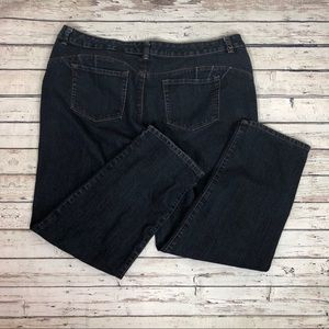 Style & Co Jeans - Style & co Women's Jeans bottomup Dark wash Sz 20w